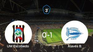 El UM Escobedo se queda a las puertas de la final de los playoff tras perder 0-1