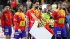 España jugará un partido sin red por el Preolímpico el sábado frente a Egipto