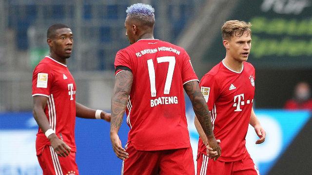 El golazo de Kimmich que maquilló la derrota del equipo alemán