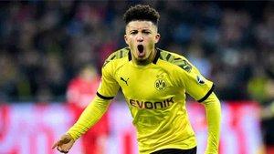 Jadon Sancho seguirá en el Borussia Dortmund