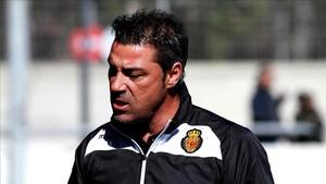 Javier Olaizola se hace cargo del primer equipo del Mallorca.