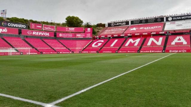 LALIGA 123 | Suspendido el Nàstic-Barça B