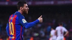 Leo Messi tiene mucha fe en la remontada ante la Juventus
