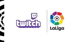La Liga se une a Twitch