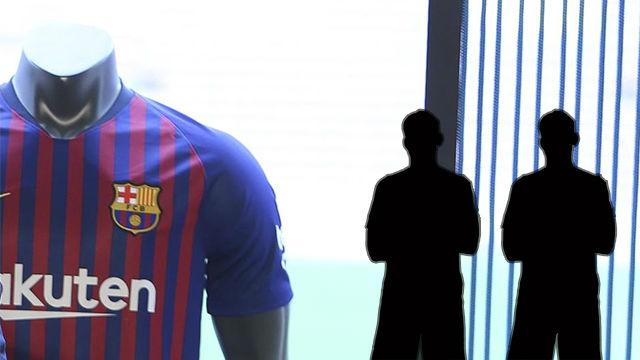 Los dos frentes abiertos del Barça en el mercado de fichajes