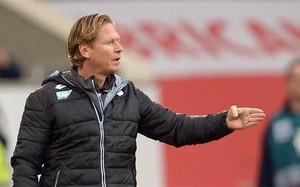 Markus Gisdol fue cesado como técnico del Hoffenheim de la Bundesliga alemana