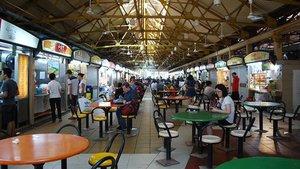 Maxwell Food centre de Singapur