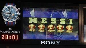 Messi aspira a su sexto Balón de Oro