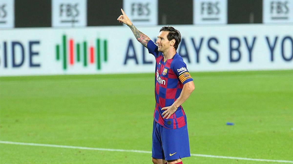 Messi, el genio del fútbol del siglo XXI, cumple 33 años