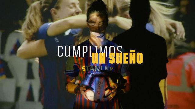 El motivador vídeo del Barça para la histórica final de Champions en Budapest