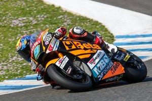 Navarro ha comenzado como el más rápido en Jerez