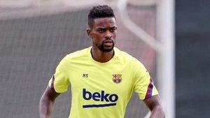 Nelson Semedo ha cambiado la camiseta del FC Barcelona por la del Wolverhampton