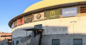 El Palau Olímpic de Badalona abrirá sus puertas al público