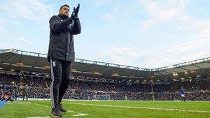 Pep Clotet, entrenador del Birmingham City