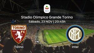 Previa del partido de la jornada 13: Torino contra Inter