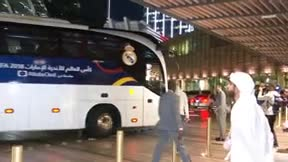 El Real Madrid ya está en Abu Dhabi