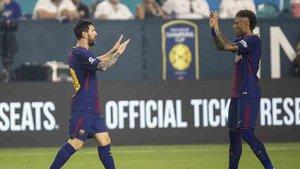 Rivaldo cree que la solución del Barcelona pasa por Neymar