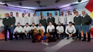 La selección española debuta en el Europeo
