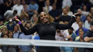 Serena Williams, favorita en la final femenina