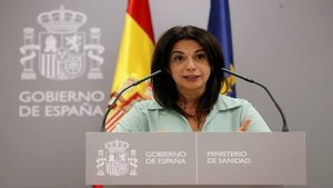 Silvia Calzón alaba el trabajo que realiza Fernando Simón