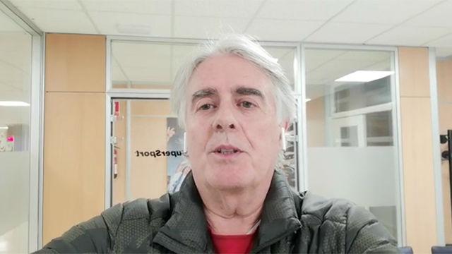 Siro López: Lo mejor del Madrid ha sido la vuelta de Hazard
