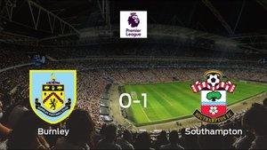 El Southampton derrota en el Turf Moor al Burnley (0-1)