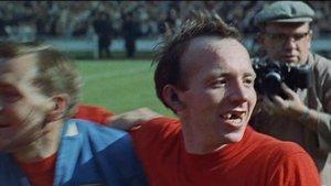 Stiles, leyenda del United y la selección inglesa