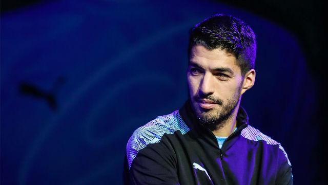Suárez: La ambición del equipo este año es la de querer ganarlo todo