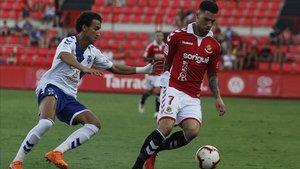 El Tenerife no consigue tres puntos desde hace cinco fechas