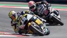 Thomas Luthi en Silverstone
