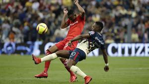 Toluca venció en el Azteca de México