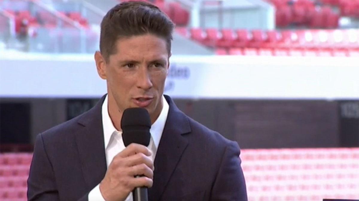 Torres: Volveré al puesto en el que pueda ayudar al Atlético, no sé a cuál