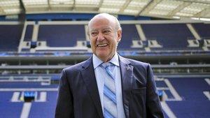 Tras 37 años como presidente del FC Porto, Jorge Nuno Pinto da Costa saldrá reelegido por decimoquinta ocasión