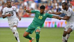 Trinidad y Tobago fue sancionada por la FIFA