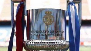 El trofeo de la Copa ya está en la RFEF