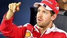 Vettel, molesto con Alonso