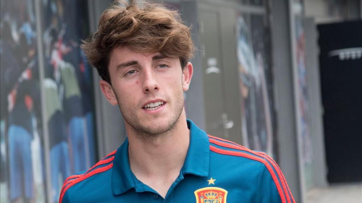 'ราชัน' บรรลุคว้า 'โอดริโอโซลา' แบ็กทีมชาติสเปน 6 ปี
