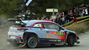 Sordo lidera el Rally Catalunya más abierto de los últimos años