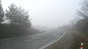 Carretera secundaria.