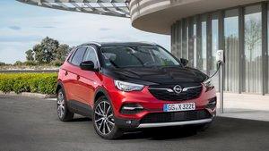 Nuevo Opel Grandland X Hybrid4.