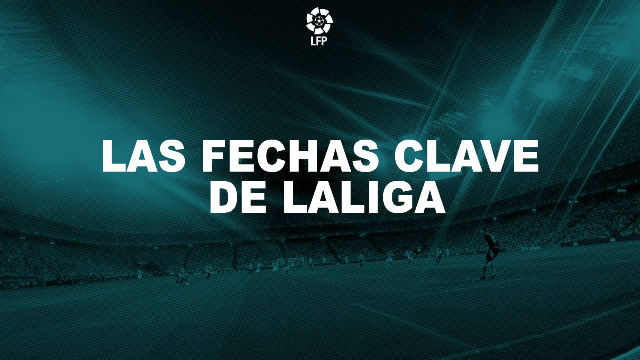 Real Madrid Calendario.Las Fechas Mas Importantes Del Barca En Laliga