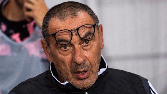 Maurizio Sarri padece neumonía