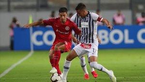 Alianza Lima e Internacional se enfrentaron en Perú