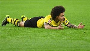 La baja de Witsel es muy importante para el Borussia Dortmund