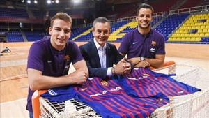 El Barça Lassa de hockey ya está al completo para ir al Montanyà