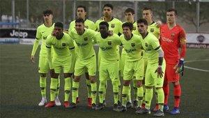 El Barcelona B perdió en Paterna