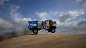 El camión ruso ha sido excluído del Dakar 2019