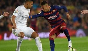 Casemiro siente admiración por Neymar