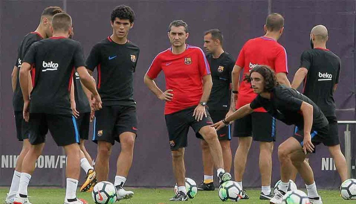 Controles antidopaje para seis futbolistas barcelonistas