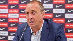 David Barrufet, manager del Barcelona Lassa